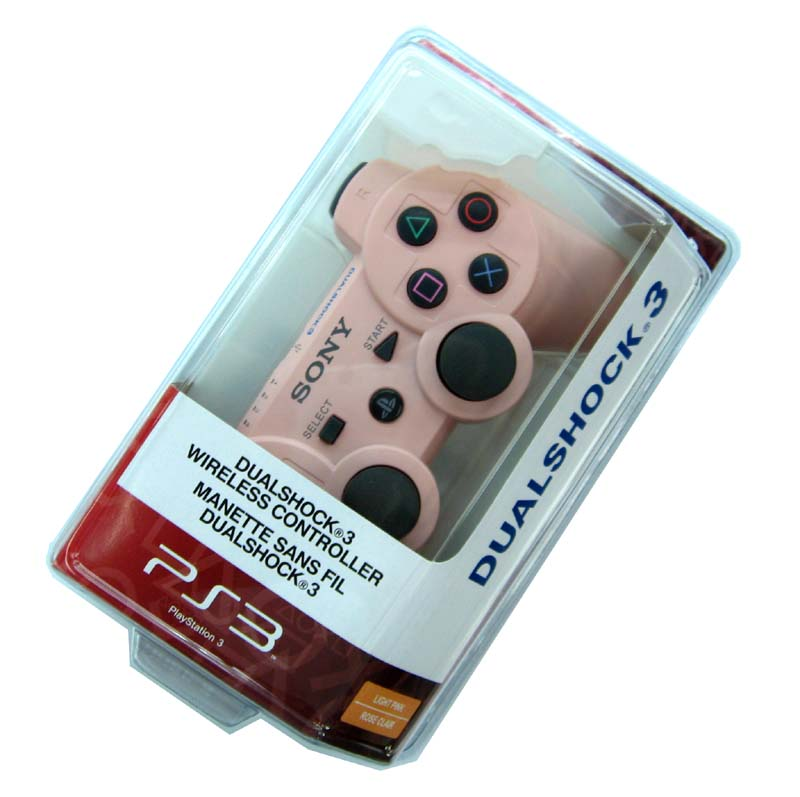 ShopForYourDs PS3 Accessories - dual shock dualshock 3